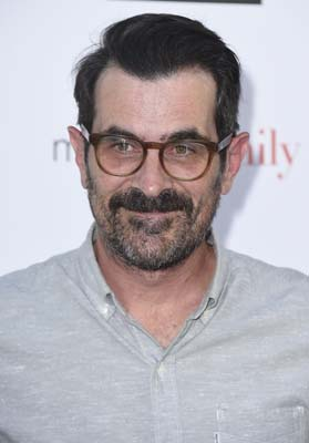 <div class='meta'><div class='origin-logo' data-origin='AP'></div><span class='caption-text' data-credit='Jordan Strauss/Invision/AP'>Ty Burrell arrives at the &#34;Modern Family&#34; FYC Event on Wednesday, May 3, 2017 in Los Angeles. (Photo by Jordan Strauss/Invision/AP)</span></div>