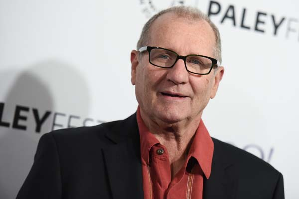 <div class='meta'><div class='origin-logo' data-origin='AP'></div><span class='caption-text' data-credit='Richard Shotwell/Invision/AP'>Ed O'Neill arrives at the 32nd Annual Paleyfest : &#34;Modern Family&#34; held at The Dolby Theatre on Saturday, March 14, 2015, in Los Angeles. (Photo by Richard Shotwell/Invision/AP)</span></div>