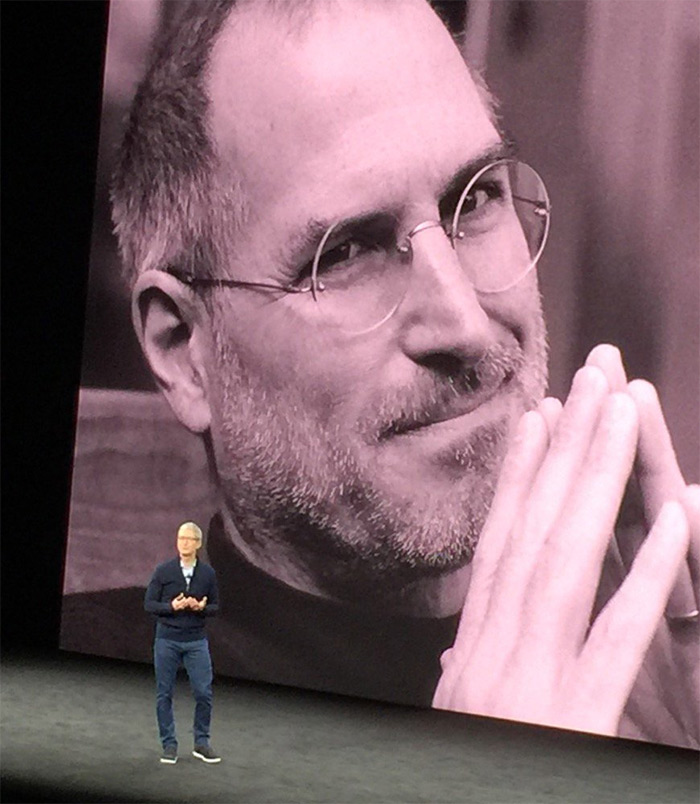 "<div class=""meta image-caption""><div class=""origin-logo origin-image none""><span>none</span></div><span class=""caption-text"">Apple CEO Tim Cook in front of large image of Steve Jobs in Cupertino, California, Tuesday, September 12, 2017. (KGO-TV)</span></div>"