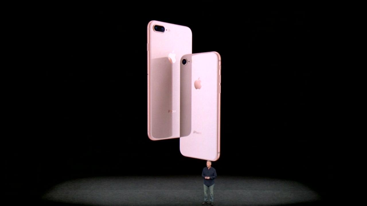 PHOTOS: Product launch event at Apple headquarters | abc11.com