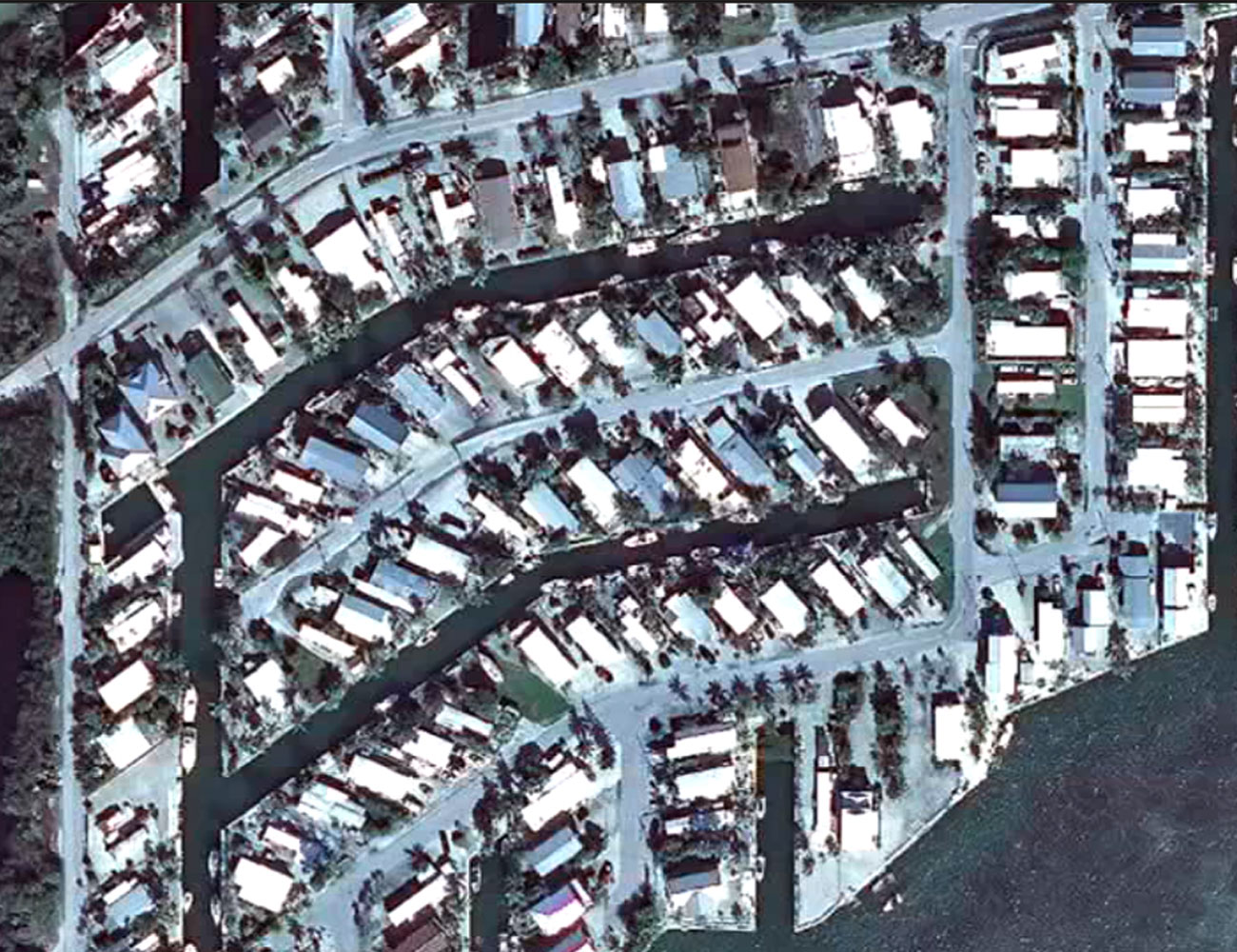 <div class='meta'><div class='origin-logo' data-origin='none'></div><span class='caption-text' data-credit='DigitalGlobe'>Ginger Key, Florida - January 16, 2017</span></div>