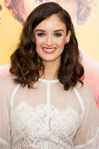 "<div class=""meta image-caption""><div class=""origin-logo origin-image ""><span></span></div><span class=""caption-text"">Charlotte Le Bon attends ""The Hundred-Foot Journey"" premiere on Monday, August 4, 2014 in New York. (Photo by Charles Sykes/Invision/AP)</span></div>"