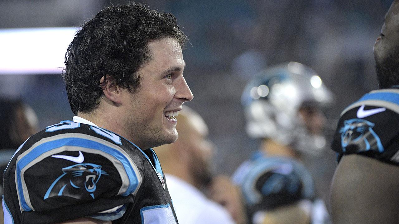 Panthers linebacker Luke Kuechly