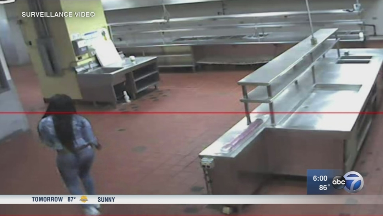 Surveillance video released in Kenneka Jenkins' death
