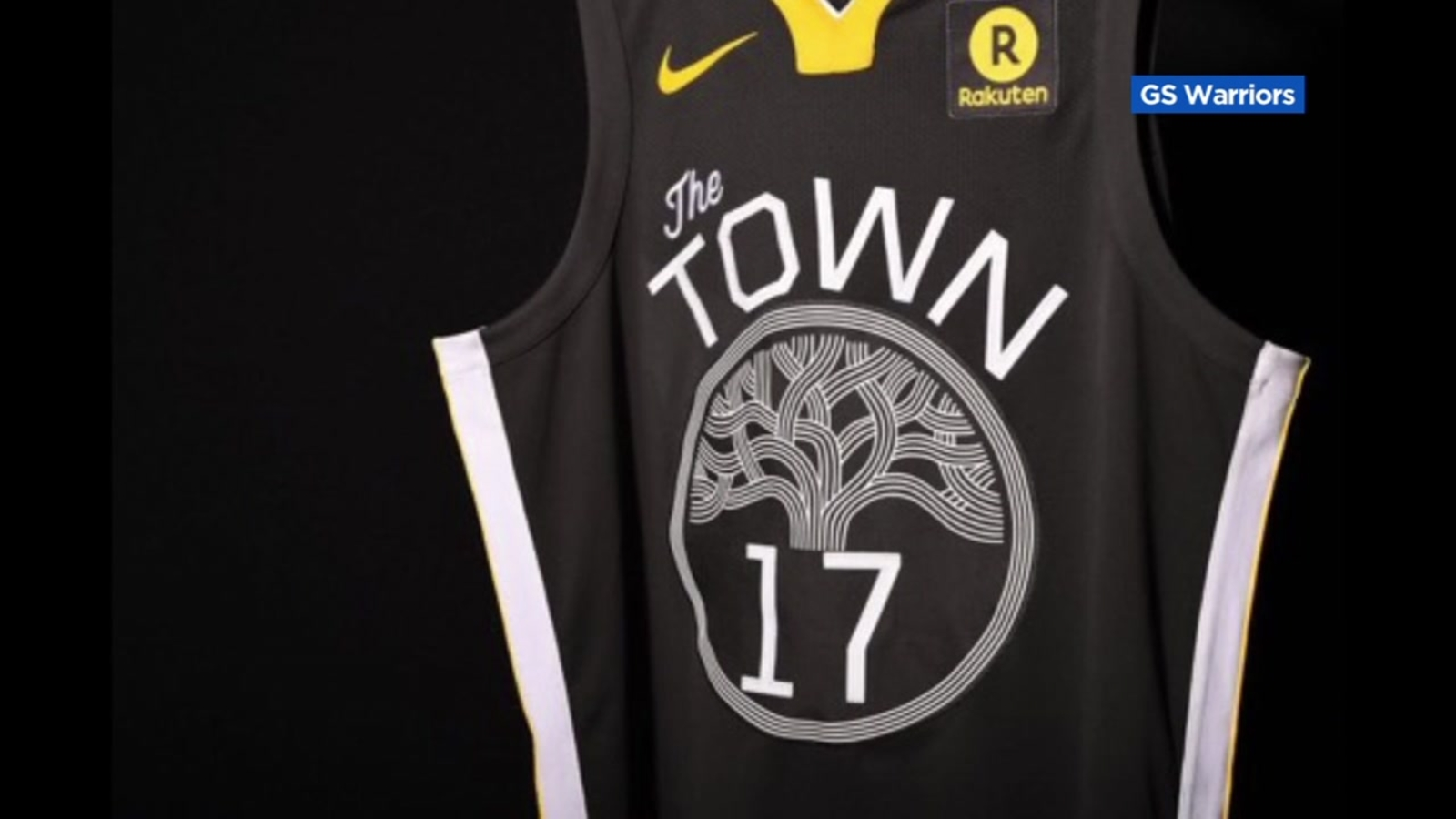 quality design 70b9f 0335d Check out the Golden State Warriors' new alternate uniforms