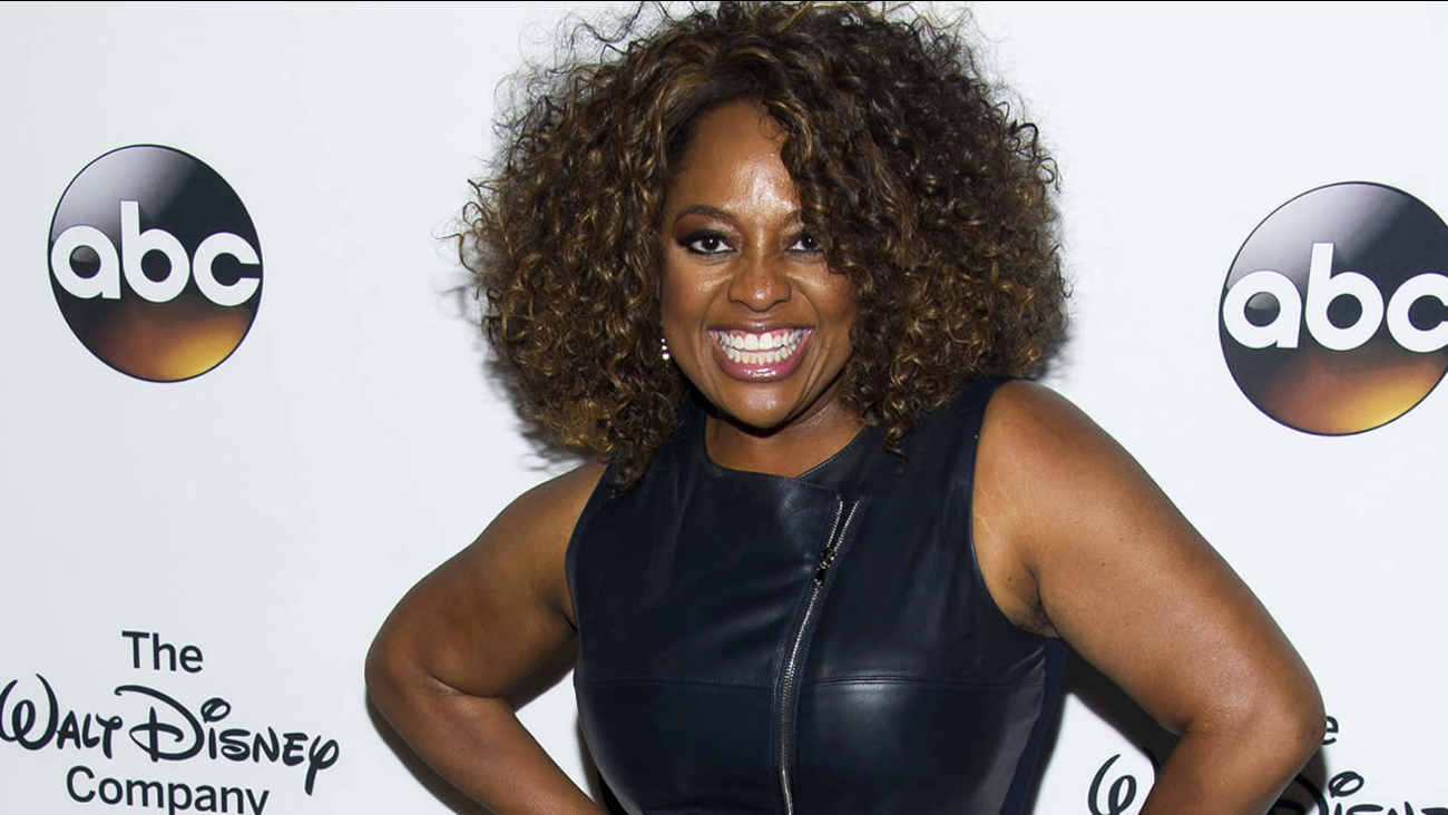 """This photo shows actress-comedian and co-host of """"The View"""", Sherri Shepherd at """"A Celebration of Barbara Walters"""" at The Four Seasons Restaurant in New York. (Photo by Charles Sykes/Invision/AP, File)"""