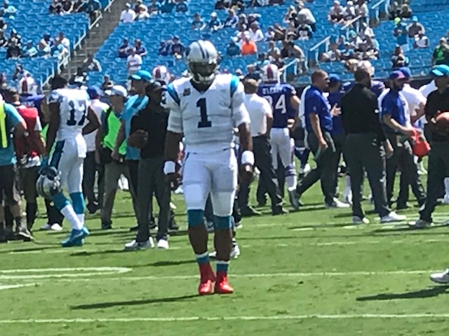 "<div class=""meta image-caption""><div class=""origin-logo origin-image none""><span>none</span></div><span class=""caption-text"">Panthers take on the Bills (WTVD Photos/ Charlie Mickens)</span></div>"