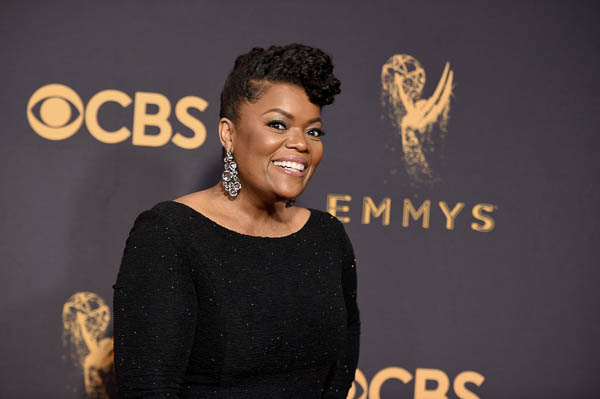 "<div class=""meta image-caption""><div class=""origin-logo origin-image wpvi""><span>wpvi</span></div><span class=""caption-text"">Yvette Nicole Brown arrives at the 69th Primetime Emmy Awards. (Richard Shotwell/Invision/AP))</span></div>"