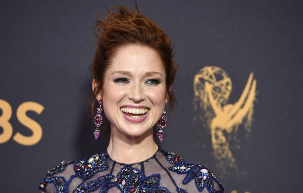 "<div class=""meta image-caption""><div class=""origin-logo origin-image wpvi""><span>wpvi</span></div><span class=""caption-text"">Ellie Kemper arrives at the 69th Primetime Emmy Awards. (Jordan Strauss/Invision/AP)</span></div>"