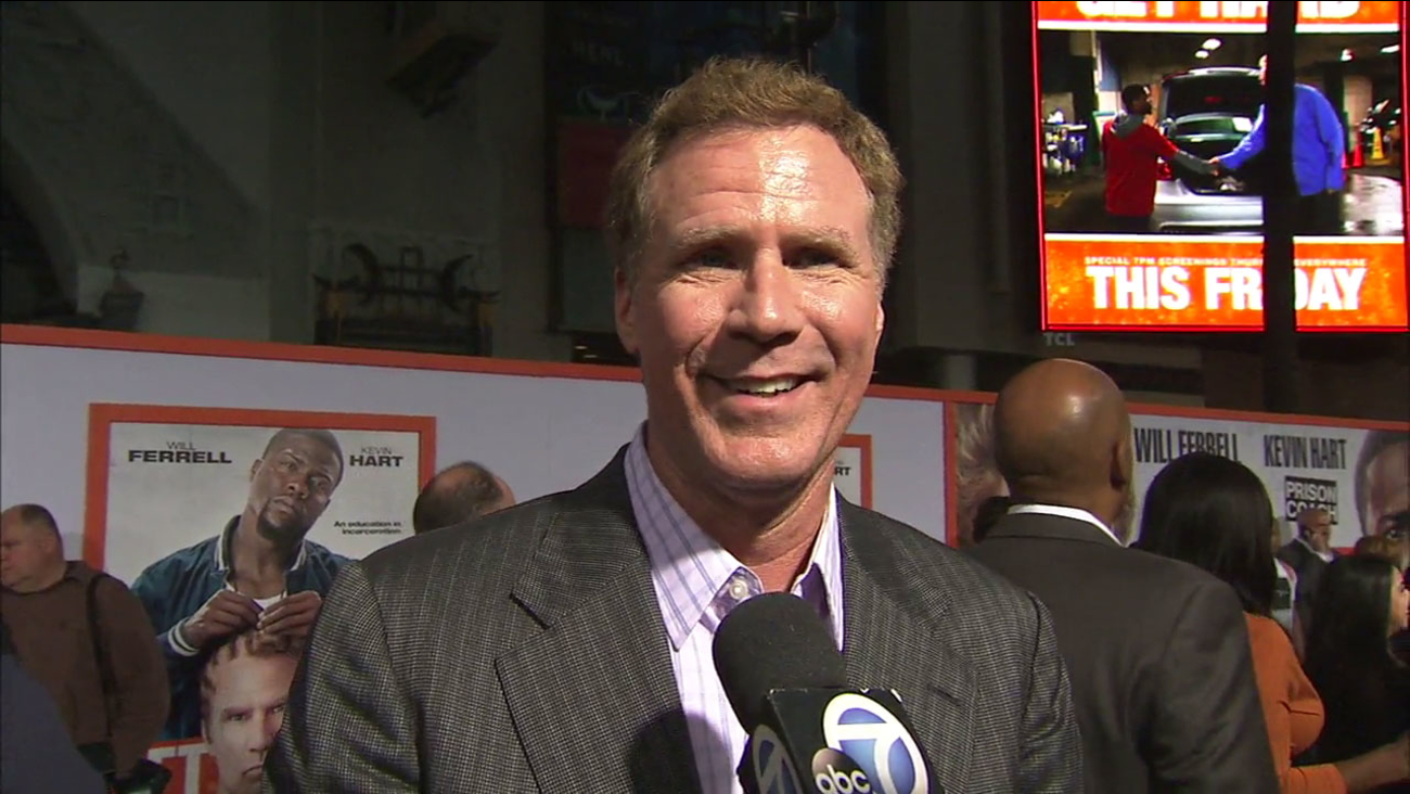 Actor Will Ferrell is shown in an undated file image.