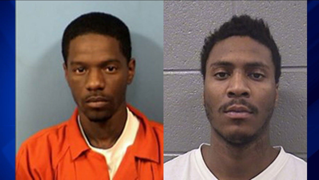 2 Chicago men charged in Wheaton carjacking