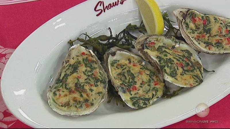 Shaw's Crab House hosts Oyster Festival