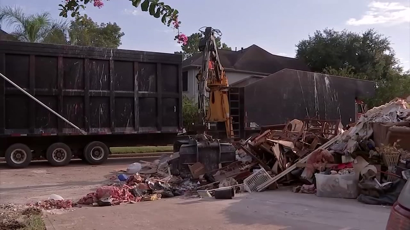 Calculating the cost of debris management
