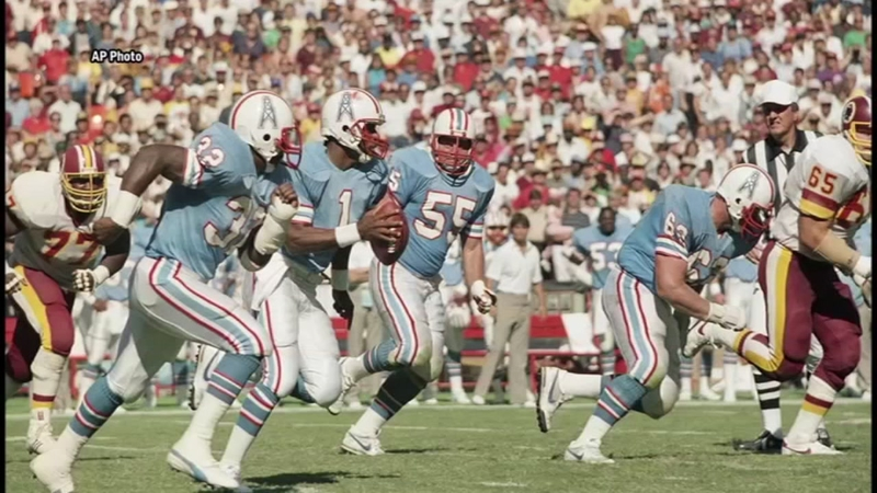 20 Years Ago Houston Lost The Oilers A Franchise That Frankly Never Left Abc13 Houston