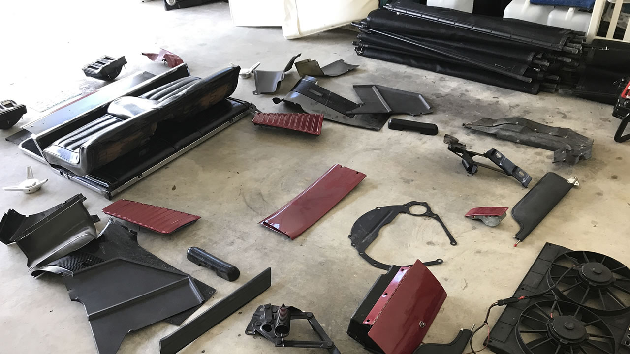 Aberdeen car restoration shop under investigation by DMV