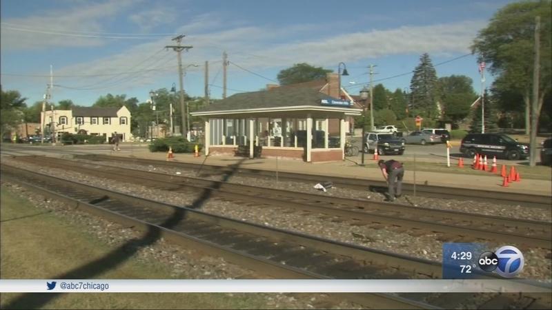 Metra BNSF train fatally strikes woman near Clarendon Hills