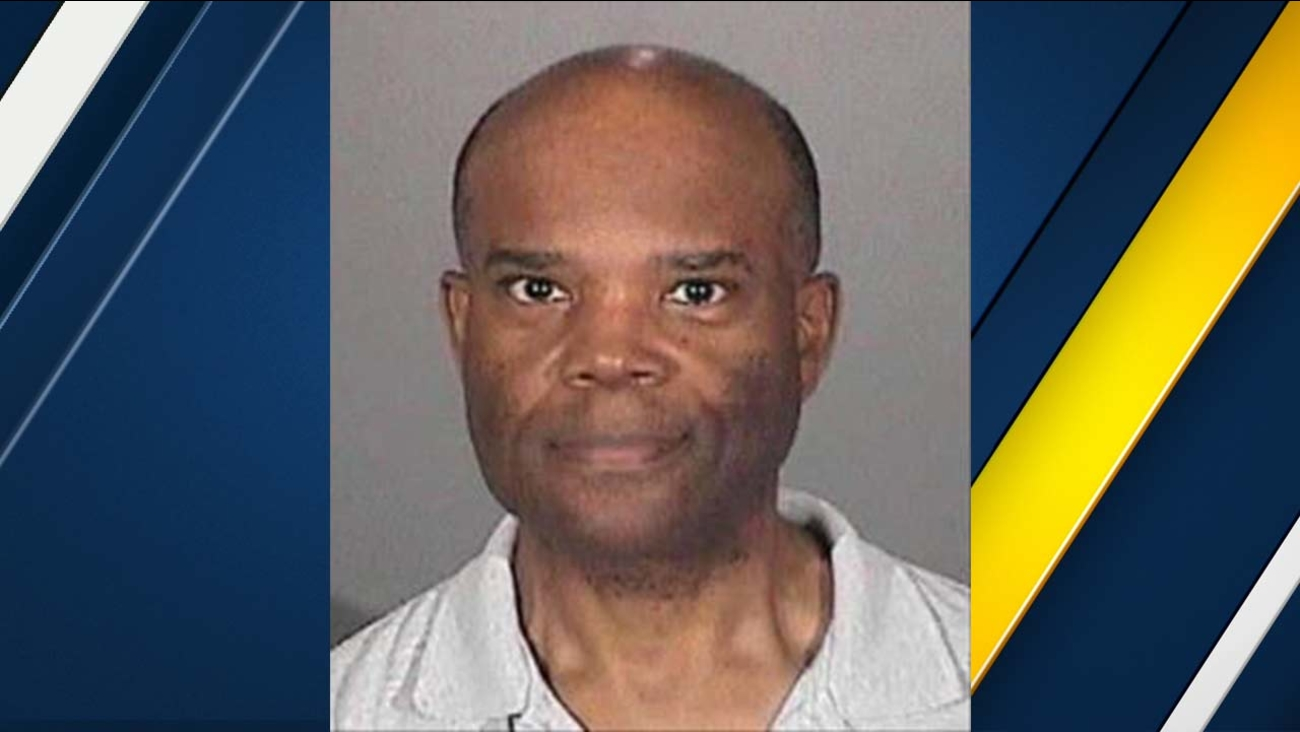 Ronald McKenzie, 66, is seen in a photo provided by the city of San Gabriel.