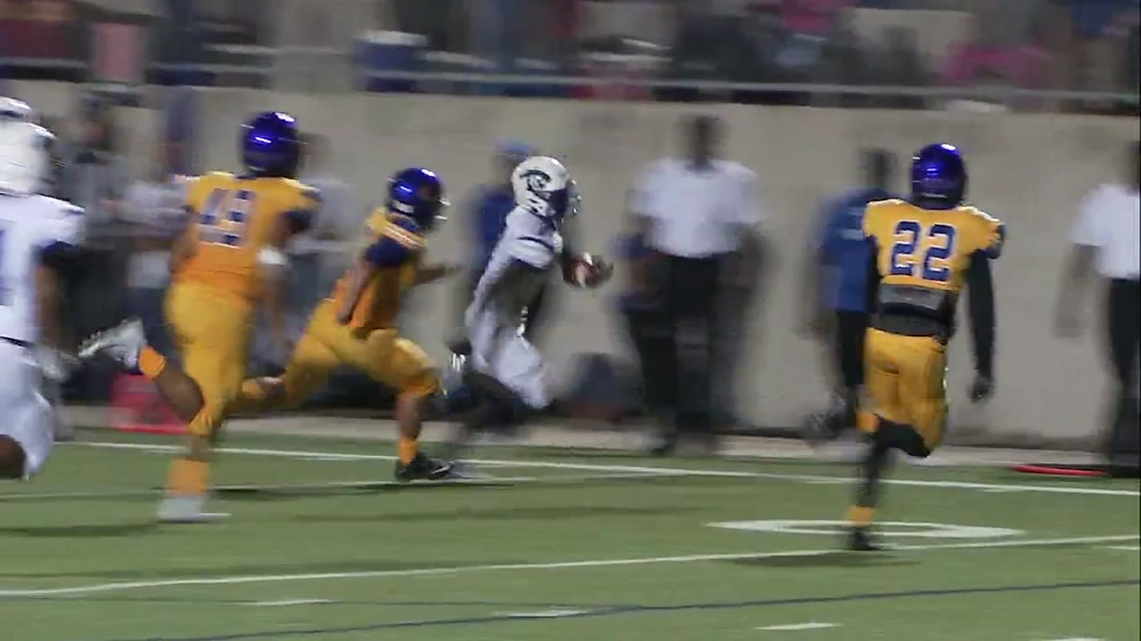 game of the week  channelview vs  ce king