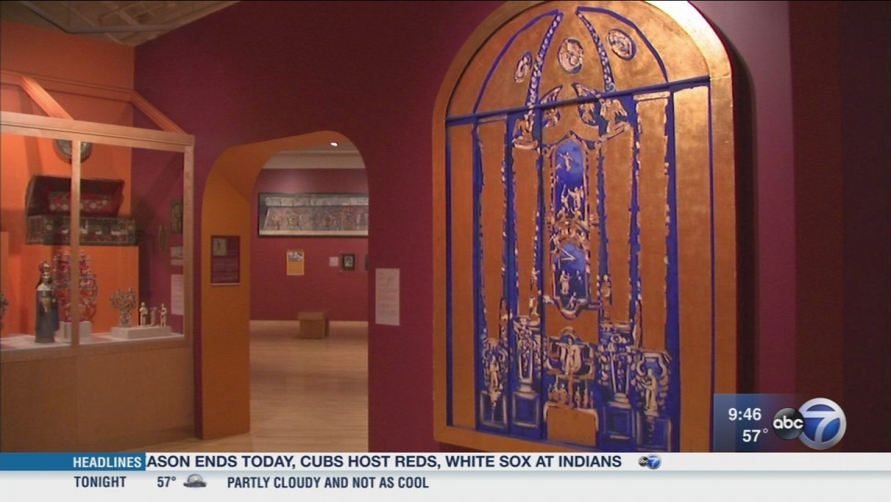 Newsviews Part 1: National Museum of Mexican Art