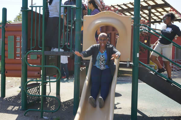 "<div class=""meta image-caption""><div class=""origin-logo origin-image ""><span></span></div><span class=""caption-text"">To design the new playground at Concordia Park, we called in the experts...Kids, parents and community members from the Millsmont neighborhood in Oakland! (KGO Photo)</span></div>"