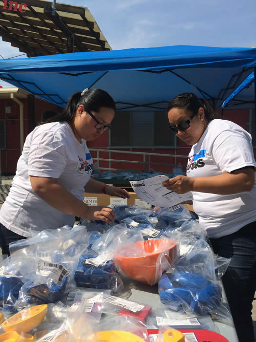 "<div class=""meta image-caption""><div class=""origin-logo origin-image ""><span></span></div><span class=""caption-text"">Community members and Disney VoluntEARS (yep, that includes us here at ABC7!) roll up their sleeves to get Concordia Park ready for the big Build Day! (KGO Photo)</span></div>"