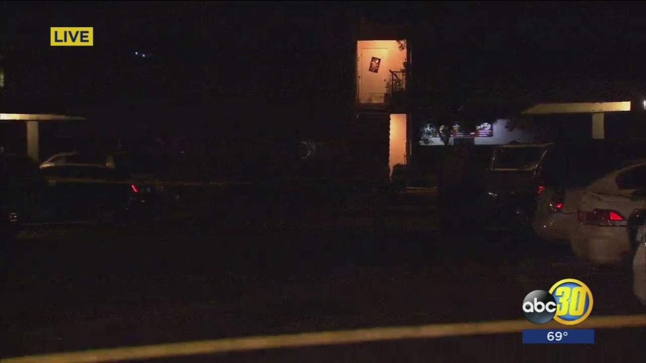 Fresno Co Sheriff's Office investigates a deadly officer involved shooting in Huron