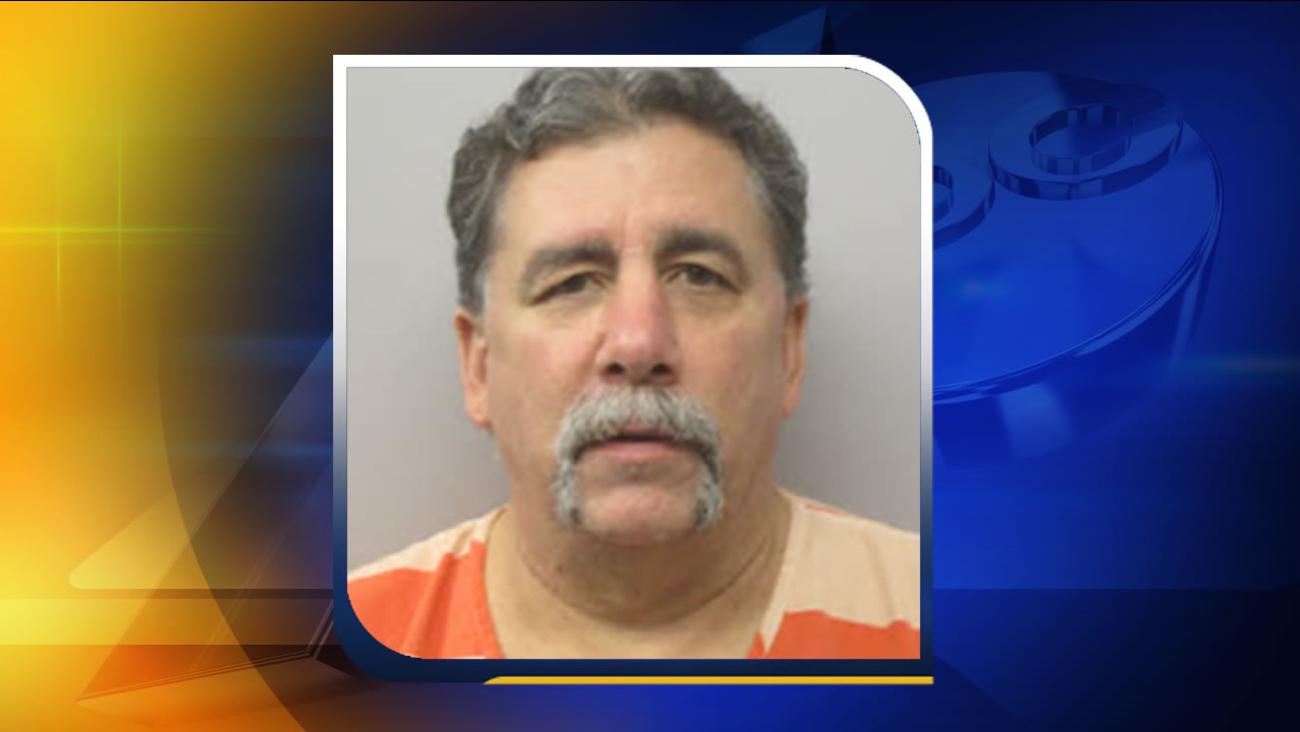 Mark Andrew Lavandowski (image courtesy Chatham County Sheriff's Office)