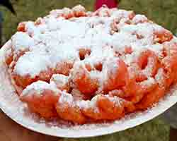 "<div class=""meta image-caption""><div class=""origin-logo origin-image none""><span>none</span></div><span class=""caption-text"">Cheerwine Funnel Cake. Served by Beaver Concessions near Orville Termiuns (Credit: NC State Fair)</span></div>"