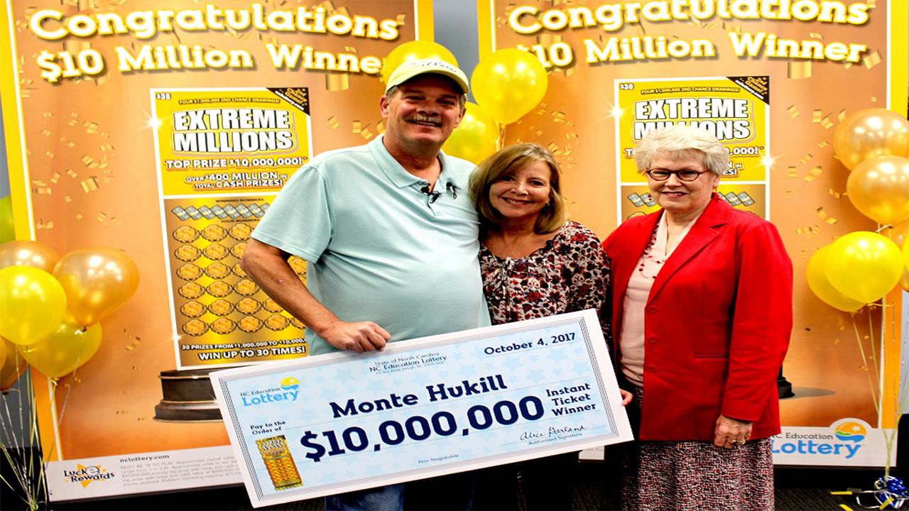 Nc education lottery scratch off prizes