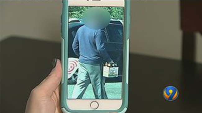 man exposes himself at nc target store officials didnt report incident to police abc11com
