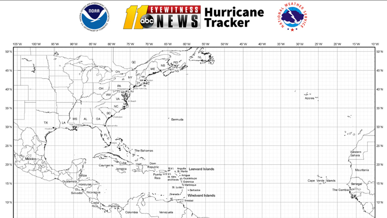 It is a graphic of Influential Printable Hurricane Tracking Chart