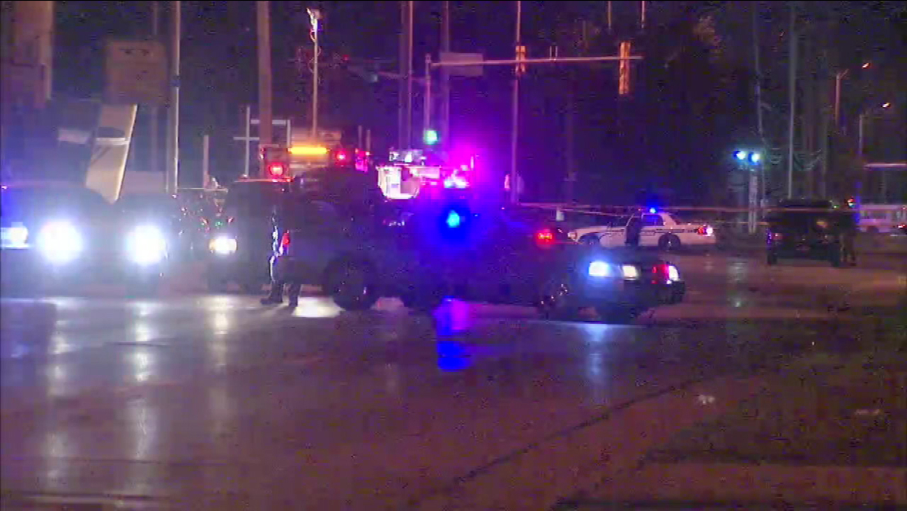 Dolton police involved in fatal shooting after car chase