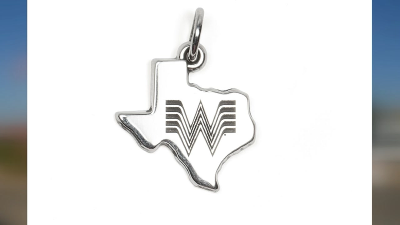 Texas Pride James Avery Releases Whataburger Charm Abc13