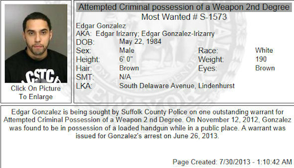 Suffolk County most wanted photos | abc7ny com