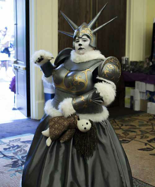 """<div class=""""meta image-caption""""><div class=""""origin-logo origin-image """"><span></span></div><span class=""""caption-text"""">Fans came dressed up as their favorite characters at The Houston Con this weekend (KTRK Photo/ facebook.com/xncosplay)</span></div>"""