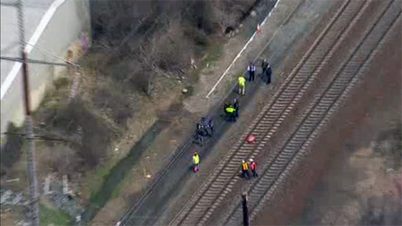Person Struck And Killed By Train In Wilmington 6abc Philadelphia