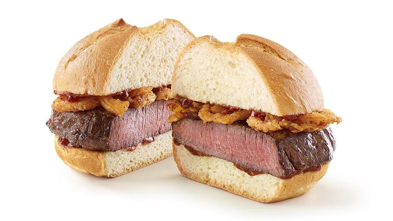 Arby's new venison sandwich will roll out nationwide at the end of October