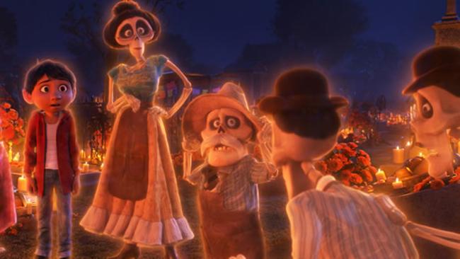 Marigolds Papel Picado And Alebrijes The Visual Language Of New Disney Pixar Film Coco