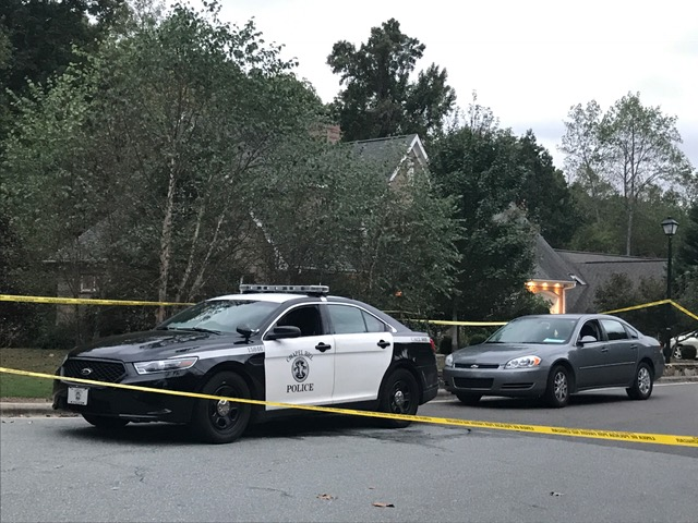 """<div class=""""meta image-caption""""><div class=""""origin-logo origin-image wtvd""""><span>WTVD</span></div><span class=""""caption-text"""">Chapel Hill Police investigate after a Realtor found two bodies in a Chapel Hill home for sale. (Angelica Alvarez)</span></div>"""