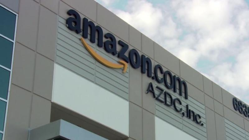 Amazon hiring