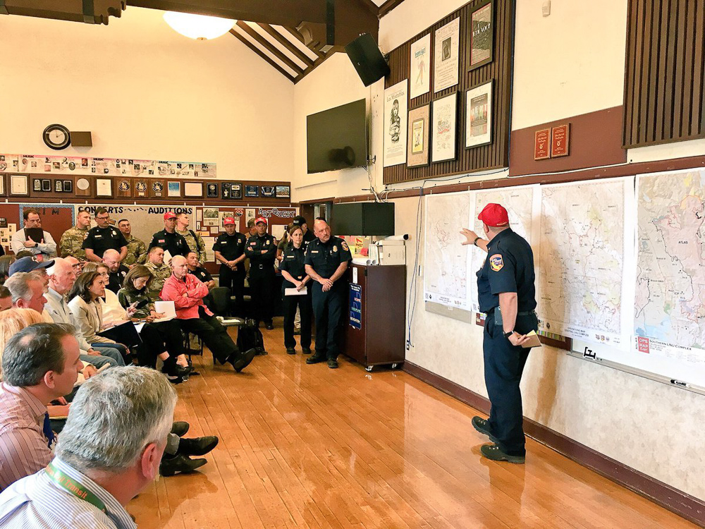 "<div class=""meta image-caption""><div class=""origin-logo origin-image none""><span>none</span></div><span class=""caption-text"">California Gov. Jerry Brown visits areas affected by the North Bay wildfires on Saturday, Oct. 14. (jerrybrowngov/Twitter)</span></div>"
