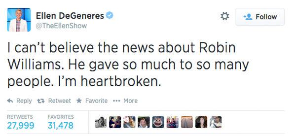 "<div class=""meta image-caption""><div class=""origin-logo origin-image ""><span></span></div><span class=""caption-text"">TV personality Ellen DeGeneres shared her condolences. (TheEllenShow / Twitter)</span></div>"
