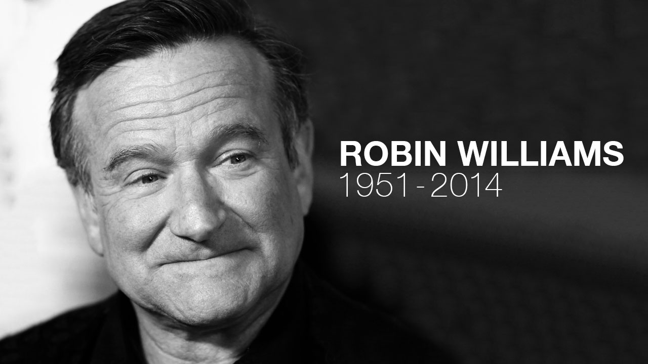 Actor and comedian Robin Williams was found dead at his home in unincorporated Tiburon on Monday morning. He was 63.