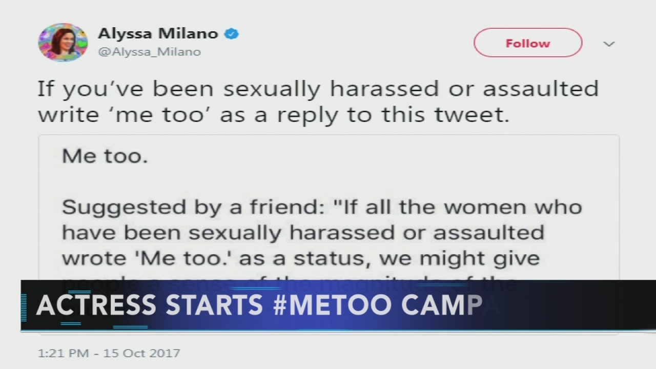Women are tweeting their stories of sexual harassment at work picture