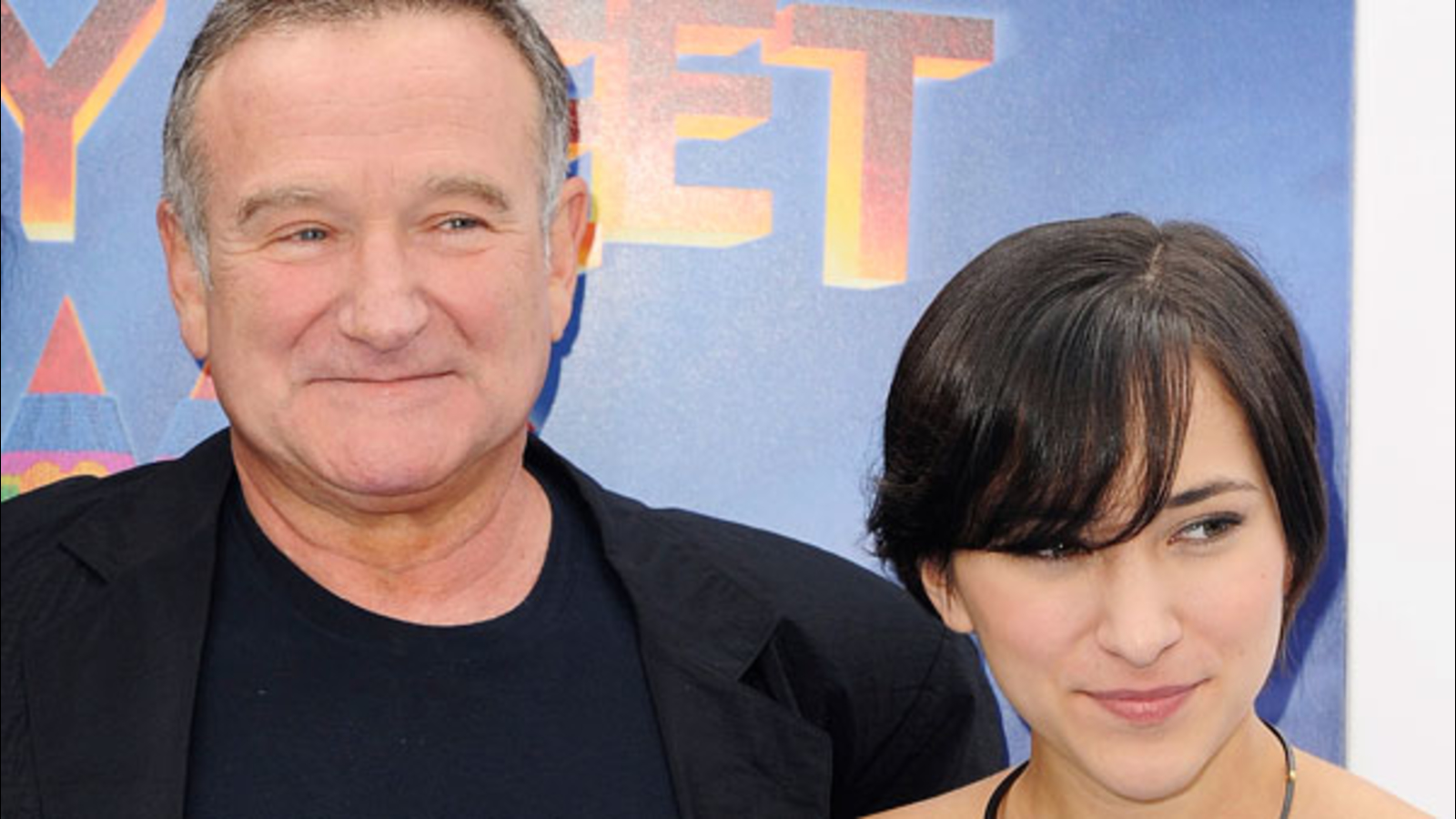 Robin Williams' daughter tweets touching tribute to her dad
