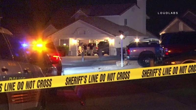 Hesperia break-in suspect shot by resident