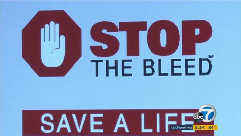 OC doctors teach civilians how to stop life-threatening bleeding