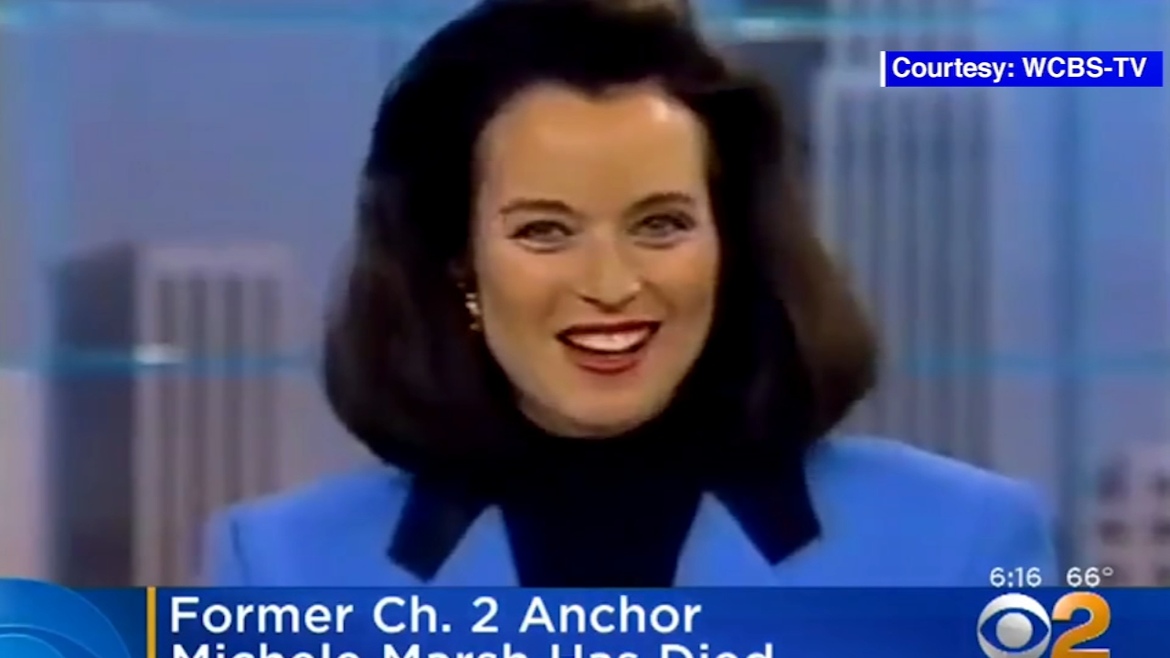 Former New York City Tv News Anchor Michele Marsh Dies At Age 63