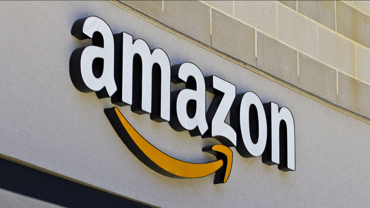 Image of amazon logo