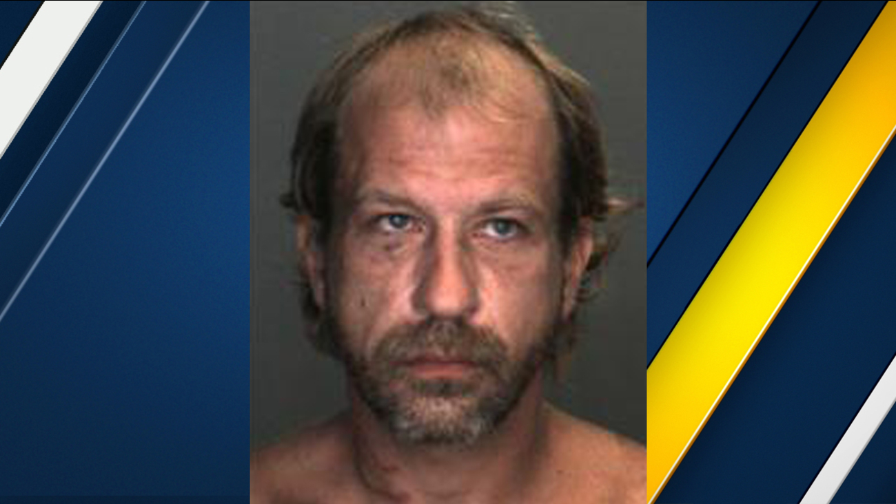 Freddie Day, 43, of Twentynine Palms, is seen in a photo distributed by authorities on Oct. 19, 2017.